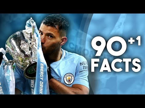 90+1 Facts About Sergio Aguero!
