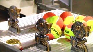 Большой теннис. Объединенный Турнир «Оранжевый мяч» 2017 | HD