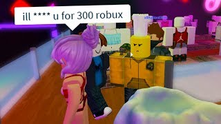 THIS ROBLOX GAME SHOULD BE 18+ (INAPPROPRIATE!)