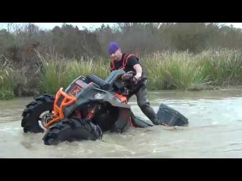 RIVER RUN ATV PARK - Southern Mudd Junkies - CANAL RD - November Rides