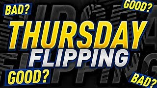 THURSDAY FLIPPING UPDATE! WHY IT HASN'T BEEN AS GOOD! FIFA 19 Ultimate Team