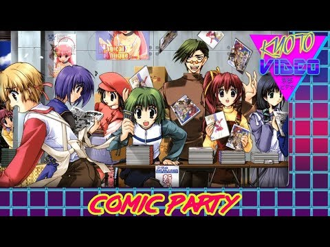 KYOTO VIDEO: Comic Party