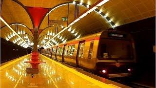 M6 Levent Bogazici Metro Hatti