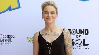 "Jess Fishlock ""LaGolda"" Special Short Film Screening Red Carpet"