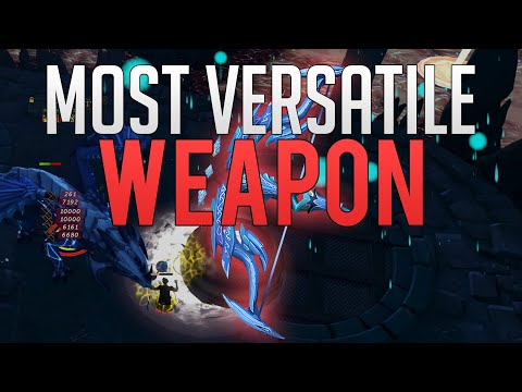 Why the Seren Godbow is the most versatile weapon in Runescape 3