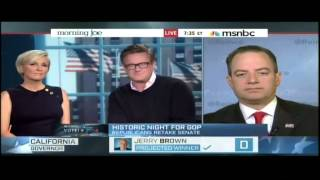 RNC Chairman Reince Priebus on Morning Joe (MSNBC)