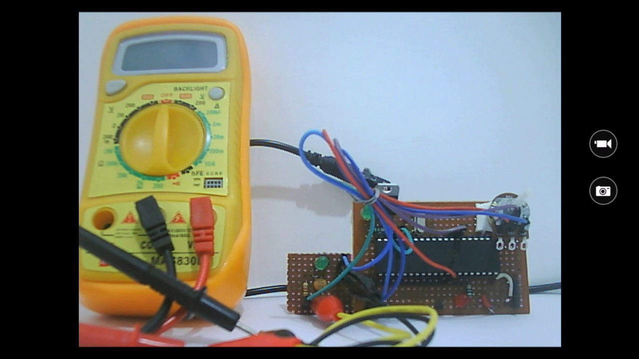 How To Generate Pwm Using Pic Microcontroller Youtube The Pulse Width Modulation Circuit Diagrams From Video Digest