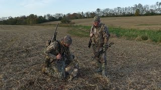 Coyote Hunting to Help a Local Farmer