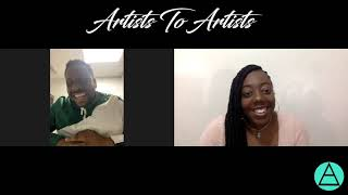 Artists To Artists Interview with Kyle Jamal