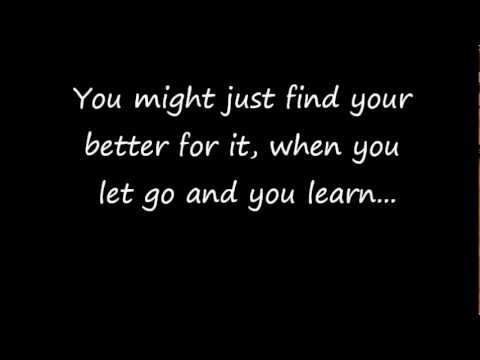 Let it Hurt - Rascal Flatts [w/ lyrics]