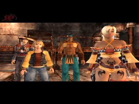 PS2 - Shadow Hearts: From the New World Part 32 - The Garland Residence