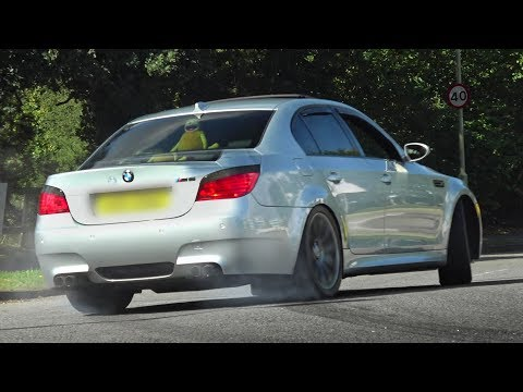 Cars Leaving a Car Show - September 2019!
