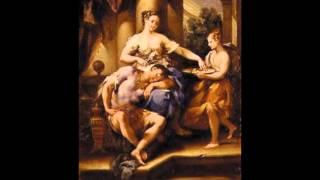 "C. Saint-Saëns. Arie der Dalila. (Oper ""Samson und Dalila"")"