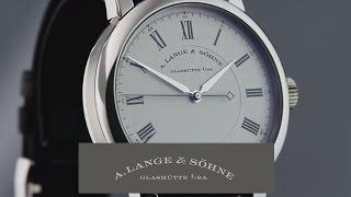 RICHARD LANGE – A. Lange & Söhne