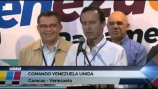 Declaraciones de Quiroga que provocaron su expulsión del proceso electoral