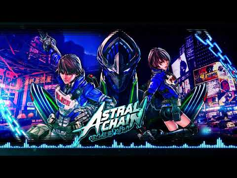 Dark Hero Female Ver. - Astral Chain OST