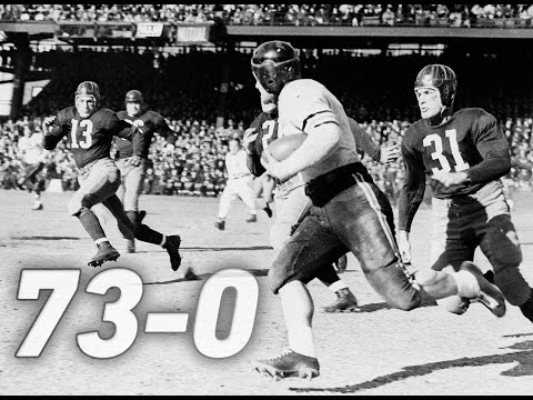Biggest Blowouts in NFL History