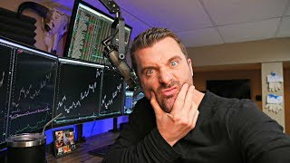 Can't Shave Until New Highs Made?  Live SPX Options Trading