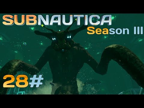 Subnautica SEA EMPEROR QUEST and Blue Key - The Primary Containment Facility |  Subnautica Gameplay
