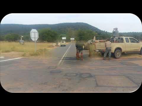 Plaasaanval - Limpopo - Sensitiewe Materiaal