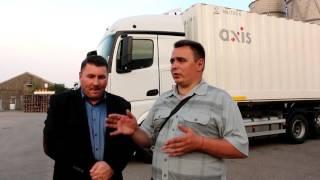 Разговор о транспотрных перевозках в Германии часть 2(Как и обещал выкладываю беседу с владельцем транспортной фирмы в Германии., 2016-08-02T15:34:49.000Z)