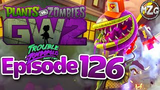 Chomper Pizza Delivery!  - Plants vs. Zombies: Garden Warfare 2 Gameplay - Episode 126
