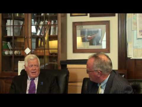 Congressman Jim McDermott Speaks to GamblingCompliance