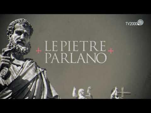 'Le pietre parlano', il programma di Tv2000 alla scoperta della Chiesa delle origini a Roma