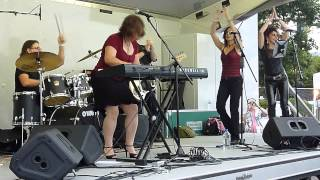 Boogie Woogie  by Dona Oxford @ the Riverfront Blues Festival 2013 thumbnail