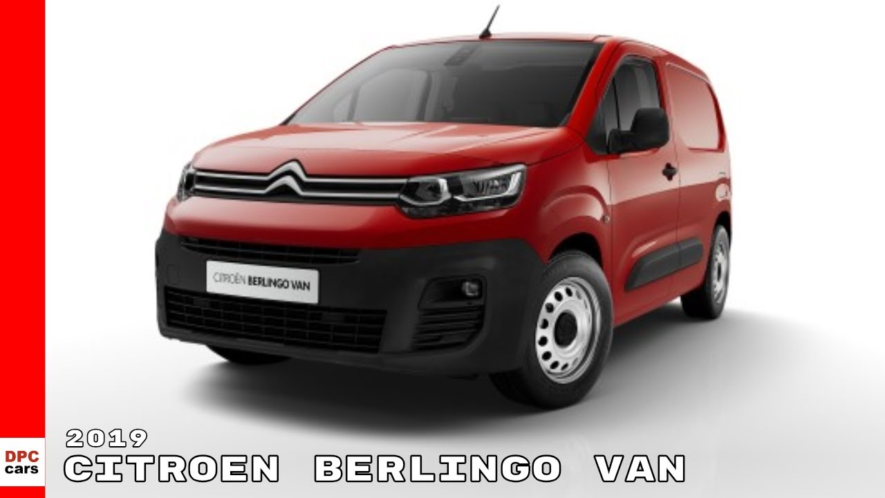 2019 citroen berlingo van youtube. Black Bedroom Furniture Sets. Home Design Ideas