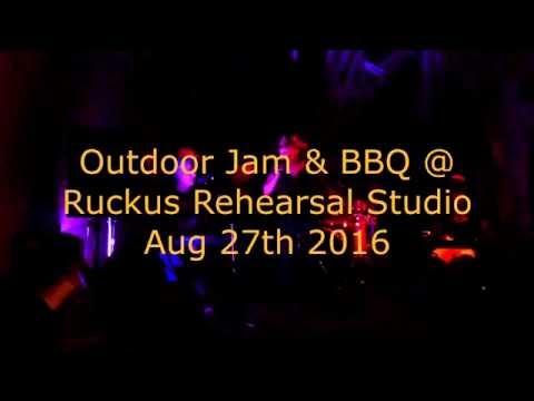 Ruckus Studio Outdoor BBQ Jam