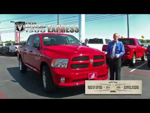 2014 Ram 1500 Express | Dodge Country in Killeen, Texas