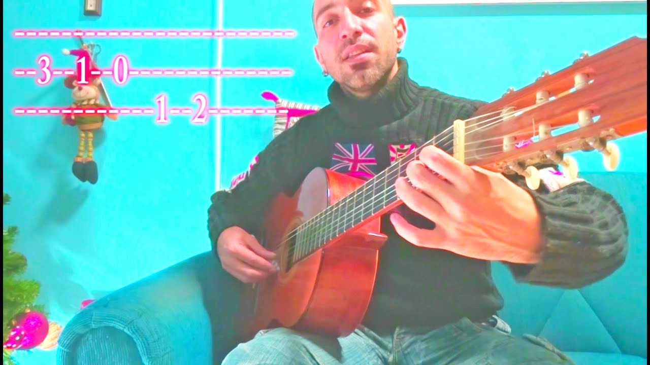 flamenco spanish guitar piece perfect for beginners improvers youtube. Black Bedroom Furniture Sets. Home Design Ideas