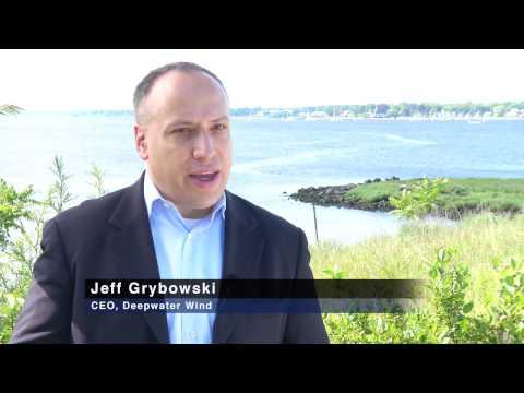 Jeff Grybowski, CEO, Deepwater Wind