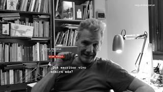 5 preguntas al autor   Alan Pauls