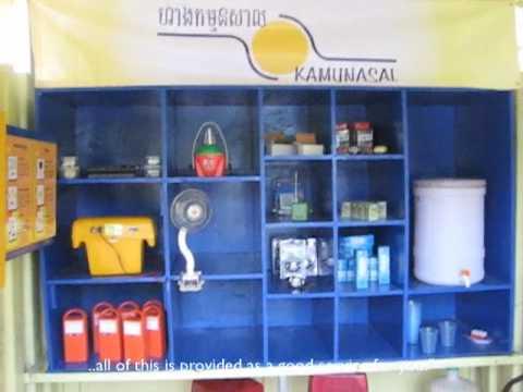 Kamunasal Solar Shop