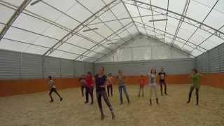 Taniec kowbojski, półkolonie w OJ