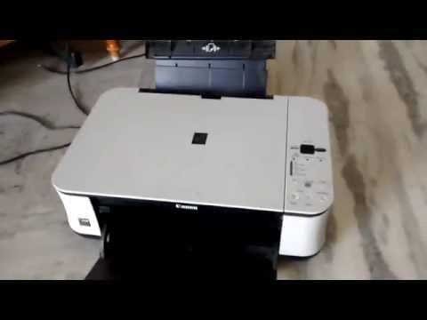 How to fix Canon Pixma MP250 series e02 paper feeding jam error