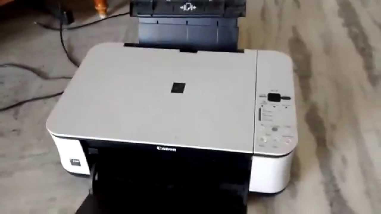 how to fix canon pixma mp250 series e02 paper feeding jam error rh youtube com Canon PIXMA All in One user manual canon mp250