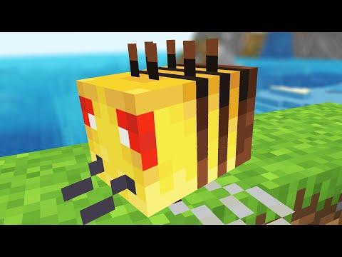15 Bizarre GLITCHES in Minecraft 1.15 Update (Bee)