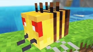 15 Bizarre GLITCHES in Minecraft 1.15 Update (Bee)