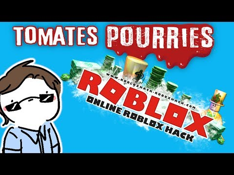 🍅 Une arnaque Roblox en TOP STREAMING YOUTUBE ?! Flash Tomates Pourries !