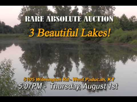 RARE Auction Group - 5105 Wilmington Road, West Paducah, KY 08/01/13