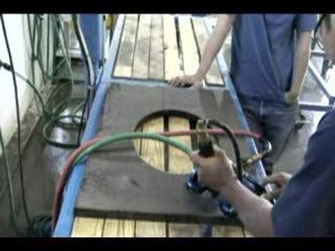 3 Minutes at the Granite City Tool Seminar - T31 Machine