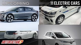 11 Electric cars coming to India 2019 | Hindi | MotorOctane