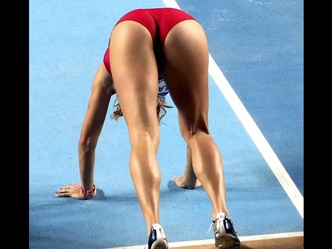 Sexiest Female Track & Field Athletes of 2015   HD
