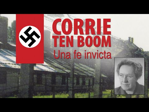 life during the german nazi invasion and holocaust in corrie booms the hiding place