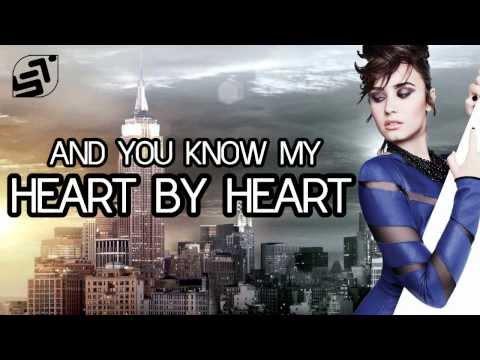 Heart By Heart - Demi Lovato - Lyrics