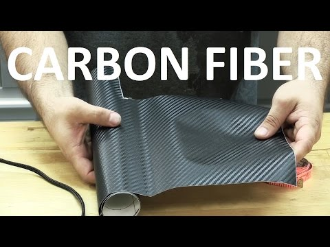 Carbon Fiber Wrap | PC Modding Ep. 3 | Nerdy Ninjas
