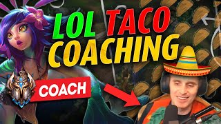 Teaching him to carry.. BUT IM IN A TACO SUIT?! (SRSLY LOL)